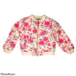 OshKosh B'gosh Floral Jacket